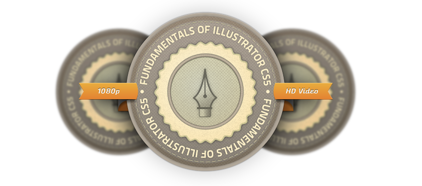 Fudamentals of Illustrator CS5 - FREE HD Video Training